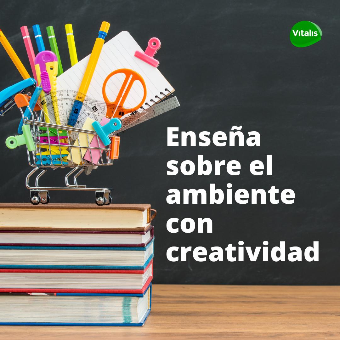 Estrategias didácticas creativas para la educación ambiental