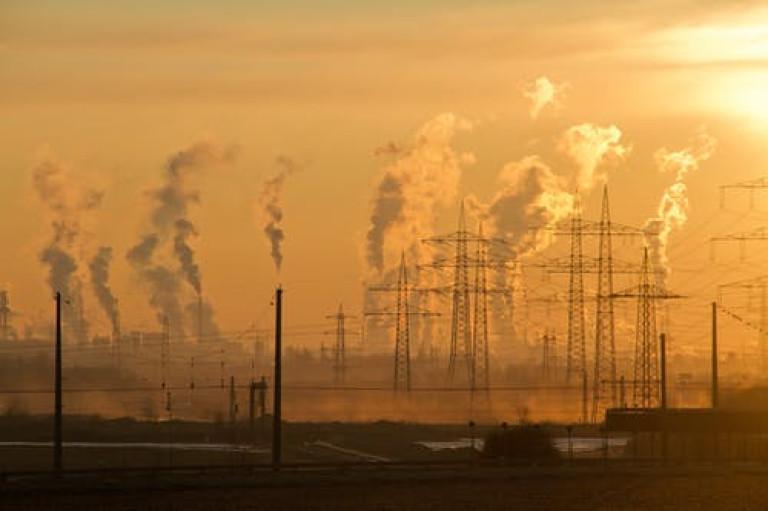 contaminacion ambiental aire